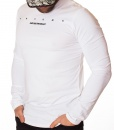 Armani Sweaters - Emporio Love Me Long Sleeve T-shirt - White - price €45.00 - on special price only in RefoStore with great discount: - 70%