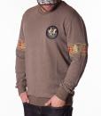 Balmain Sweaters - Sweater Classic Logo - Brown - price €90.00 - on special price only in RefoStore with great discount: - 71%