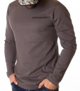 Calvin Klein Sweaters - T-shirt Long Sleeve American Uniform - Grey - price €35.00 - on special price only in RefoStore with great discount: - 62%