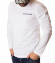 Sweaters - T-shirt Long Sleeve American Uniform - White