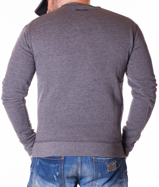 Dsquared Jumpers - 2 Jumper Caten Bros - Grey