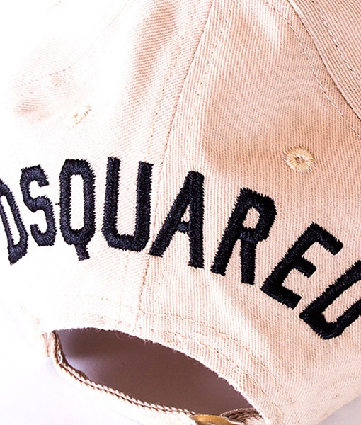 Dsquared Hats - Baseball Cap Icon Beige