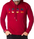 Dsquared Overhead Hoodies - Overhead Hoodie Icon - Red
