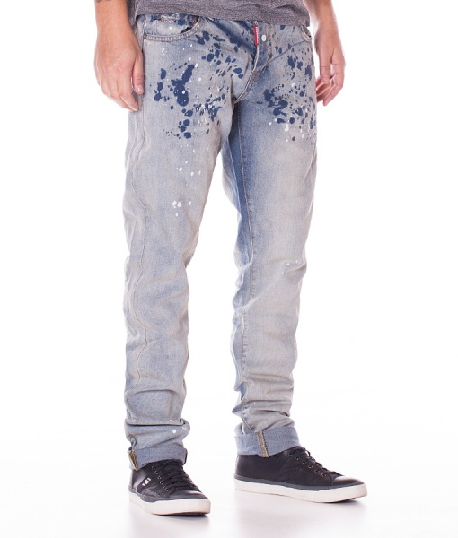 Dsquared Jeans - Bright Sprayed Jeans