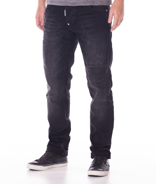 Dsquared Jeans - Distressed Black Jeans