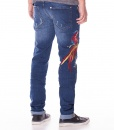 Dsquared Jeans - Embroidered Phoenix Jeans