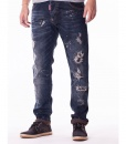 Dsquared Jeans - Jeans DSQ2 - price €92.00 - on special price only in RefoStore with great discount: - 66%