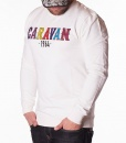 Dsquared Sweaters - Sweater Caravan 1964 - White