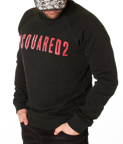 Dsquared Jumpers - Winter Classic Jumper - Dark Green