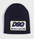 Hats - Winter Hat DSQ Brothers - Navy