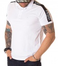 Fendi Short Sleeve Polos - Polo Shirt Roma - White - price €60.00 - on special price only in RefoStore with great discount: - 65%