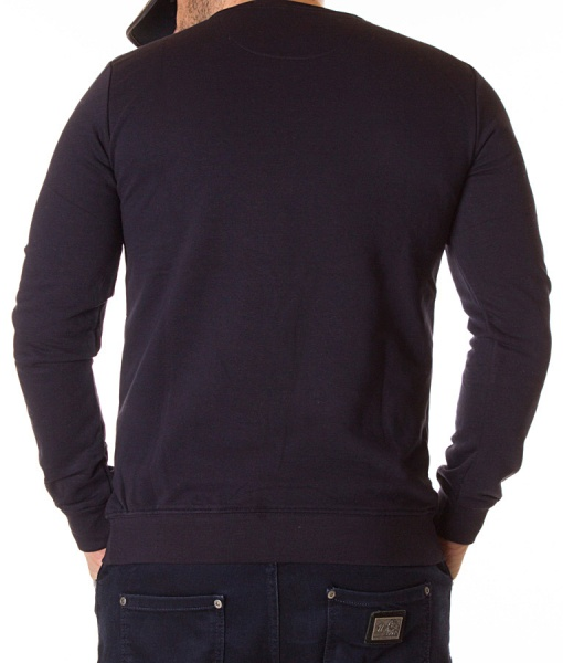 Fendi Sweaters - Roma Italy 1925 Winter Sweater Navy Blue