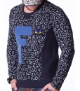 Fendi Sweaters - F Black Sweater  - price €65.00 - on special price only in RefoStore with great discount: - 60%