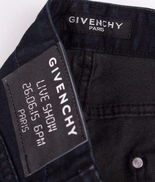 Givenchy Jeans - Iridescent Jeans