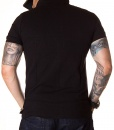 Givenchy Short Sleeve Polos - Classic Polo Shirt Black