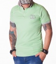 Gucci Short Sleeve Polos - GG Classic Green Polo - price €70.00 - on special price only in RefoStore with great discount: - 62%