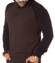 Long Sleeve Polos - Polo Shirt Long Sleeve - Black