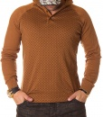 Gucci Long Sleeve Polos - Polo Shirt Long Sleeve - Camel