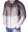 Armani Zip Hoodies - Hoodie AJ 81 Sweatshirt - Grey - price €62.00 - on special price only in RefoStore with great discount: - 56%