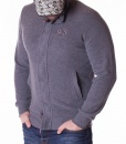 La Martina Zip Hoodies - Zip Hoodie Classic Grey - price €60.00 - on special price only in RefoStore with great discount: - 63%