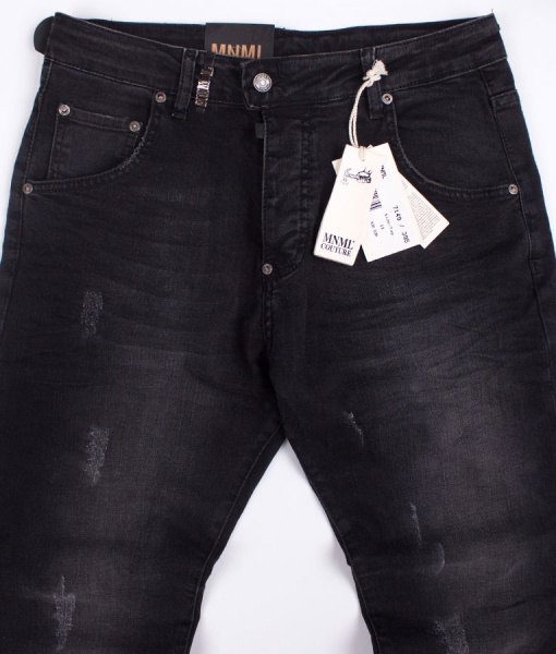 MNML Couture Jeans - Black Jeans
