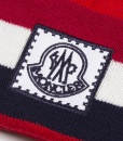 Moncler Hats - Red Winter Hat AW19
