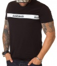 Napapijri Crew Neck T-shirts - T-shirt Logo Sping Summer Black - price €40.00 - on special price only in RefoStore with great discount: - 58%