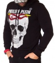 Philipp Plein Overhead Hoodies - Overhead Hoodie Skull R AW20 - Black - price €75.00 - on special price only in RefoStore with great discount: - 70%