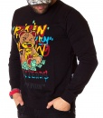 Philipp Plein Sweaters - Winter Sweater Cash Teddy - Black - price €65.00 - on special price only in RefoStore with great discount: - 74%