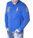 Ralph Lauren Zip Hoodies - Hoodie Polo Summer Classic - Blue - price €58.00 - on special price only in RefoStore with great discount: - 59%