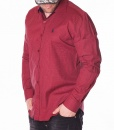 Ralph Lauren Long Sleeve Shirts - Shirt Classic Style - Red - price €44.00 - on special price only in RefoStore with great discount: - 60%