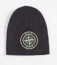 Stone Island Hats - Winter Logo Hat - Grey - price €35.00 - on special price only in RefoStore with great discount: - 57%