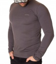 Versace Sweaters - Long Sleeve T-shirt Collection - Grey - price €50.00 - on special price only in RefoStore with great discount: - 74%