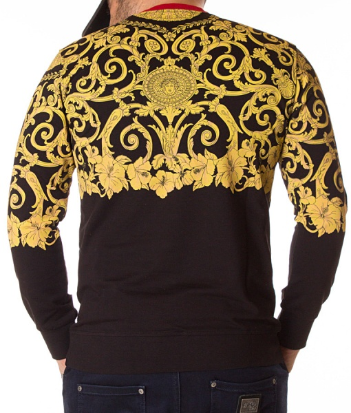 Versace Sweaters - Winter Sweater Application AW2011